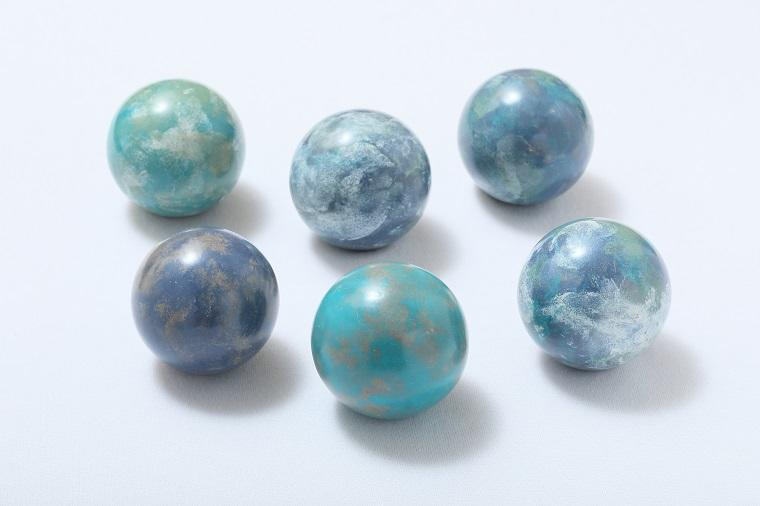 Shiny Clay Ball Workshop <br>The theme for Summer - The earth