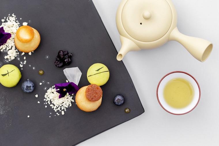 「急須でお茶を」関連イベント <br>レストラン限定メニュー